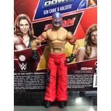 Luchadores Wwe Rey Misterio 16 Cm Loose 100% Mattel Orig.