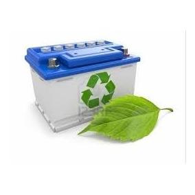Reciclaje Baterías Automotriz E Industrial