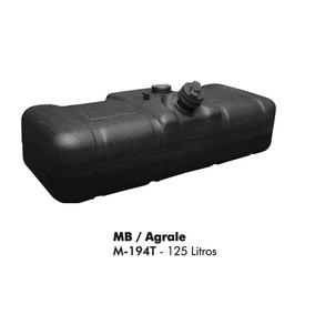 Tanque De Combustível Plástico Agrale / Mb 125 Litros Bepo