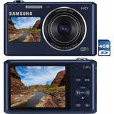 Camera Fotografica Digital Samsung Smart Dv150f Wifi 16.1mp