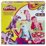 Play-doh Moldea Y Estiliza Tu Pony Mlp Hasbro B0009 Educando