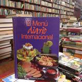 El Menú Diario Internacional. Círculo De Lectores.