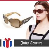 Lentes De Sol Juicy Couture Glam Marron - Original Nuevos