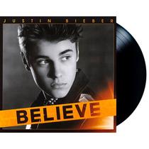 Lp Vinil Justin Bieber Believe Novo Lacrado Importado
