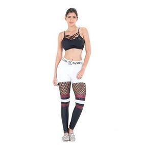 Licra Mallon Legging Yoga Pants Mayon Chica Y Unitalla