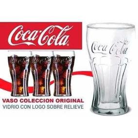 Vaso Coca Cola Contour Vidrio