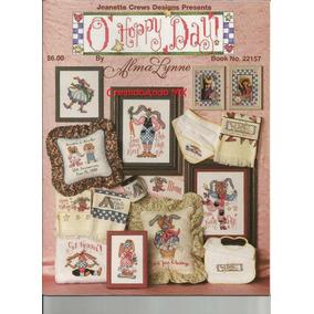 Revista Punto Cruz Vintage Oh Happy Day!