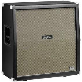 Gabinete Caixa Som Guitarra 4x12 Kustom Auris 412a 400w Rms
