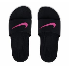 0b4a0fa6022 Chinelo Feminino - Chinelos Nike para Feminino Preto no Mercado ...