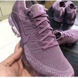 Nike Vapormax Lila Dama Original Con Caja 12msi