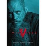Vikingos Temporada 4 P2 Estreno Dvd Nueva Original Cerrada