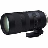 Lente Tamron Sp 70-200mm F/2.8 Di Vc Usd G2 - Nikon Canon