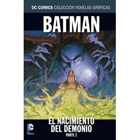 Batman: El Nacimiento Del Demonio 2 - Colección Salvat - Dc