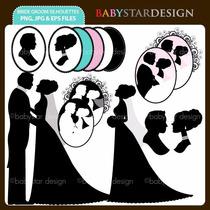 Kit Digital Editavel Scrapbook Festa Noiva Casamento Cha