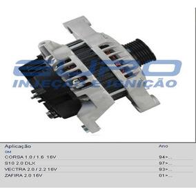 Alternador Gm Corsa 1.0/1.6 16v 94/... 100amp 12v C/ar