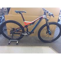 2013 Specialized Stumpjumper Fsr Carbon Bicicleta De Montaña