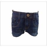 Shorts De Jeans Para Niñas