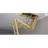 Escalera Rebatible Para Altillo - Eskabo - Mader Shop