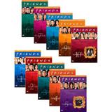 Friends - A Coleção Completa - Com 40 Dvds
