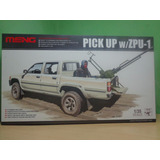Camioneta Armable Toyota Pick Up W/2pu-1