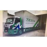 Ford Cargo 1519 Toco Bau Alongado 10,5 Mts