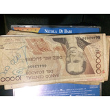 Billete 10.000 Sucres
