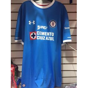 Playera Del Cruz Azul Under Armour