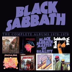 Black Sabbath The Complete Albums 1970 - 1978 Box 1 Vol 4