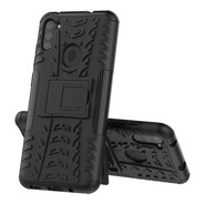 Estuche Protector Jkase Samsung Galaxy A11 - Negro