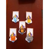 Souvenirs Porcelana Fria Babyshower Nacimiento Animales Iman
