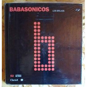 Babasónicos Libro Con Historia + Cd Antología 20 Temas Nuevo