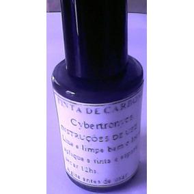 Tinta Condutiva De Carbono (2unidades)
