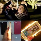 Case Capinha Capa Iphone 6 6s Lumee Luz Led Envio Ja
