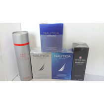 Paquete De 5 Perfumes De Cab. $ 2,150. Envio Gratis