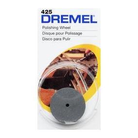 Dremel Accesorio Disco Pulir 425 Con Esmeril 1 In