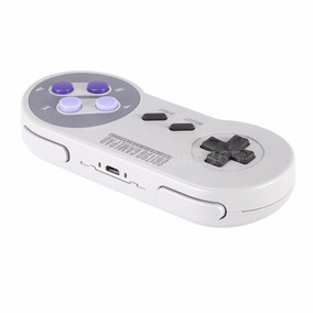 Snes Controle Bluetooth Nintendo Snes30 Original 8bitdo