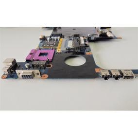 Placa Mãe La 3821p Notebook Intelbras N6000w Usado