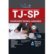 Apostila Tj Sp 2020 Escrevente Técnico Judiciário