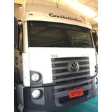 Volkswagen Vw 24280 Teto Alto, Top De Linha!!!!