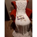 Lote Vestido De Noiva +porta Aliança+garras Para Cabelo
