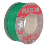 Filamento Impresora 3d Plastar Pla 1,75 Nuevo 1 Kg | Icutech