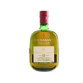 Buchanans Whisky 12 Años 12/750 Ml