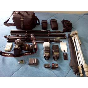 Canon 50d - Kit Fotografo Profissional (completo)