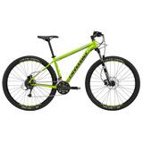 Bicicleta Cannondale Trail 4 Tam. Xl   29er   Verde