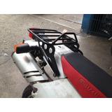 Parrilla Dr650 Rack Suzuki