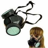 Mascara Respiratória Pintura Automotiva E Gás Dual Filtro