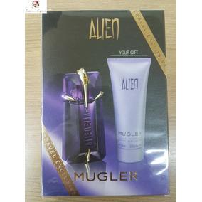 Kit Alien Thierry Mugler Edp 60ml+ Body Lotion 100 Ml