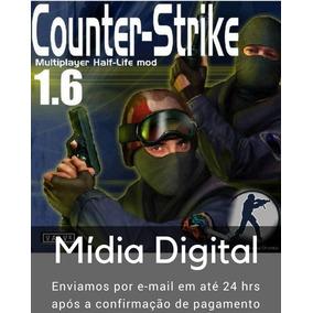 Counter Strike 1.6 Para Pc - Midia Digital