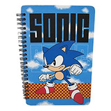 Great Eastern Entertainment Classic Sonic Softcover Notebook
