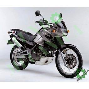 Manual De Taller Kawasaki Klr Kle500 Moto Libro Pdf